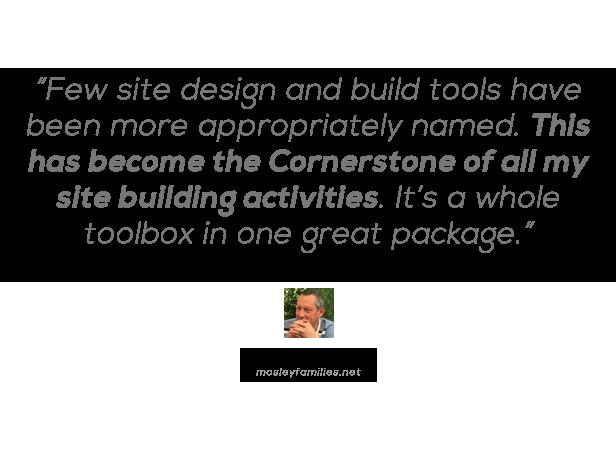 Cornerstone | The WordPress Page Builder - 2