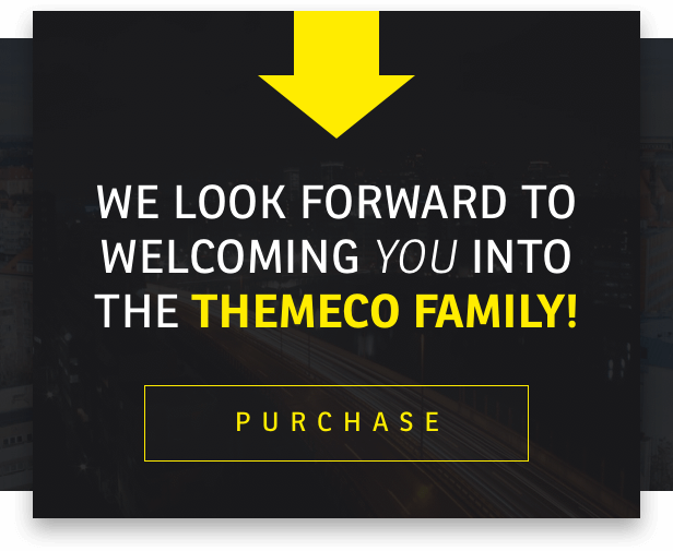 - v5 purchase themecofamily - X | The Theme