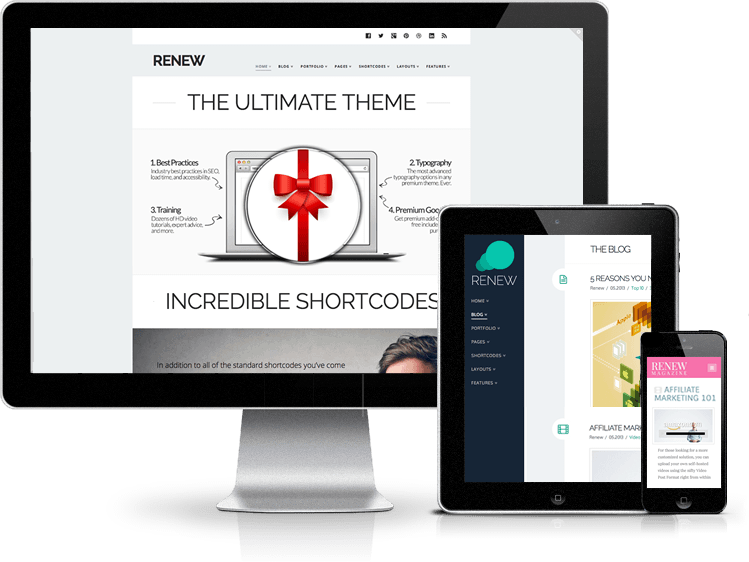 X Theme - Multi purpose WordPress Theme