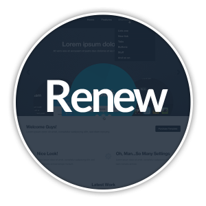 Renew Features