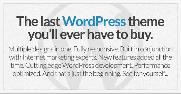 Most Popular WordPress Themes on ThemeForest
